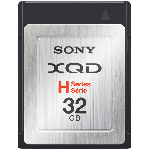 Sony 32GB XQD Memory Card