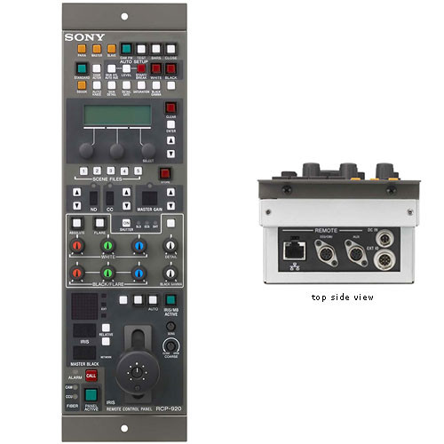Sony RCP-920 Joystick Ethernet Remote Control