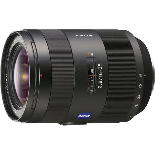 Sony 16-35mm f/2.8 ZA SSM Vario-Sonnar T* Lens