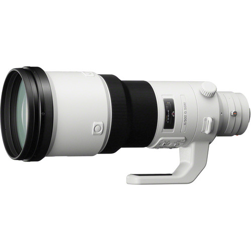 Sony 500mm f/4 G SSM Lens