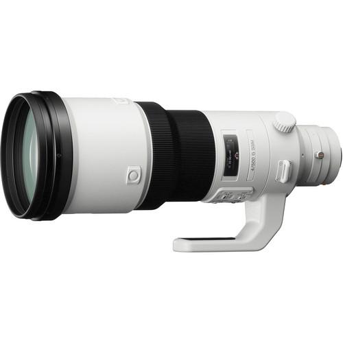 Sony 500mm f/4.0 G Telephoto Prime Lens