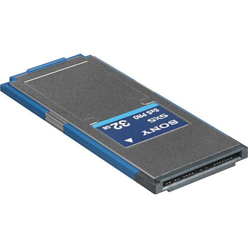 Sony 32GB SxS Memory Card PRO