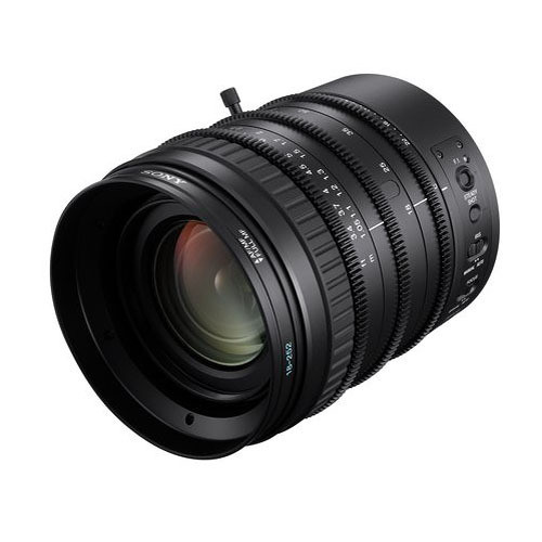 Sony SCL-Z18X140 FZ Mount 14X Power Zoom Lens