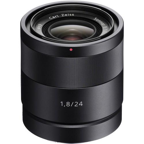 Sony Sonnar T* E 24mm f/1.8 ZA Lens