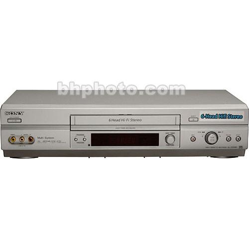 Sony SLV-ED949 Multi-System VCR