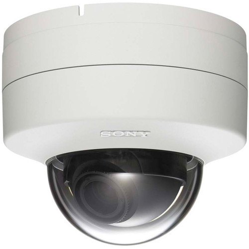 Sony SNCDH120T Network 720p HD Vandal Resistant Minidome Camera