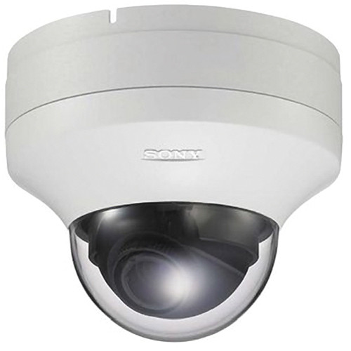 Sony SNC-DH220T 1080p Vandal-Resistant Indoor Network Minidome HD Camera
