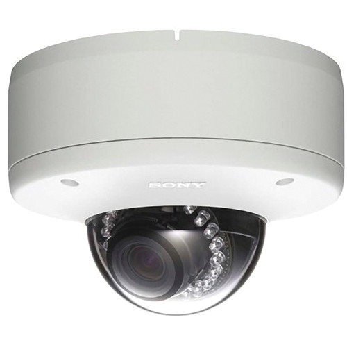 Sony SNC-DH280 Network 1080p HD Vandal-Resistant Minidome Camera