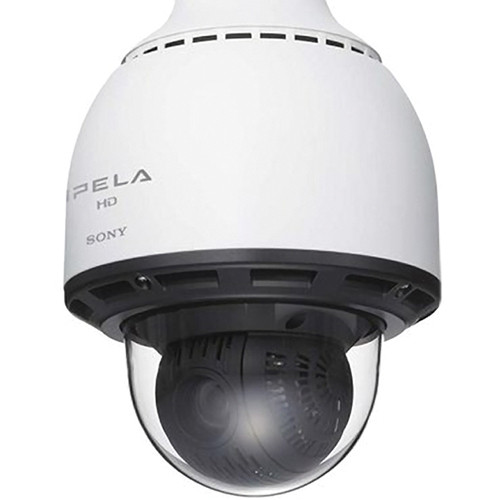 Sony SNC-RH164 Network Rapid Dome Outdoor Camera