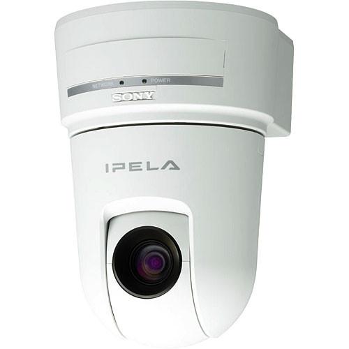 Sony SNC-RX550N/B Multi-Codec PTZ Day/Night Network Dome Camera