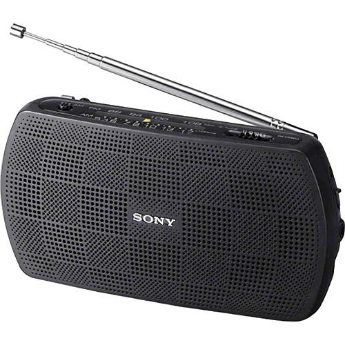 Sony SRF-18 Portable AM/FM Radio