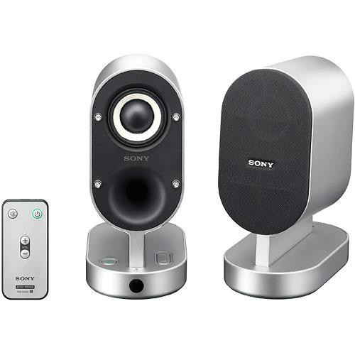 Sony SRS-ZX1 Stereo Speaker System