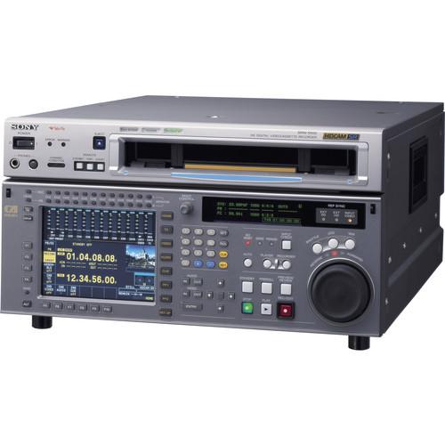 Sony SRW-5500/2 HDCAM-SR Studio Recorder