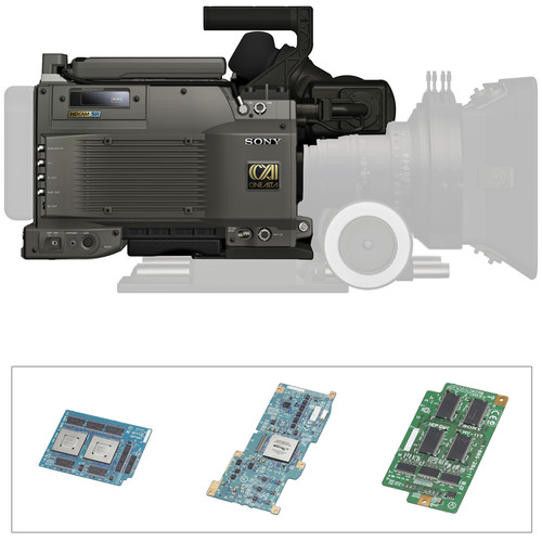 Sony SRW-9000 HDCAM-SR Camcorder Kit