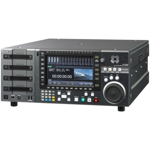 Sony SRMASTER A/V Recording and Storage System