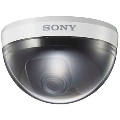 Sony SSCN11A Analog Color Mini-Dome Camera with High Sensitivity (NTSC)