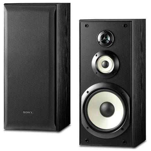 Sony SS-B3000 3-Way Bookshelf Speakers