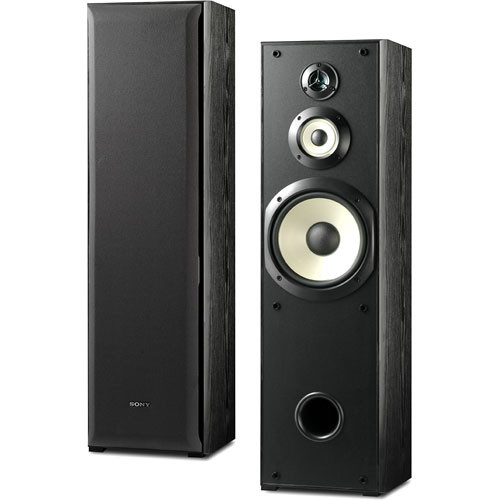 Sony SS-F5000 3-Way Floor-Standing Speaker (Pair)
