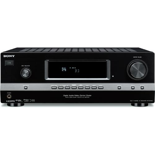 sony str dh500 5 1 channel home theater a v receiver strdh500. Black Bedroom Furniture Sets. Home Design Ideas