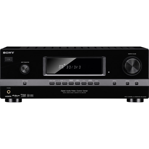 Sony STR-DH520 7.1 Channel 3D AV Receiver