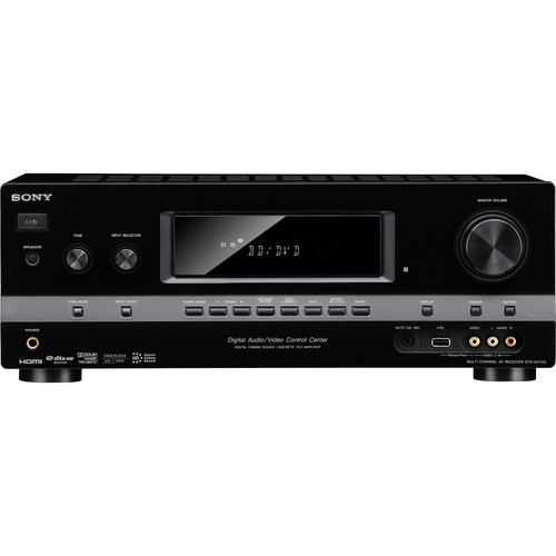Sony STR-DH720 7.1 Channel 3D AV Receiver