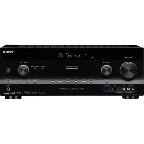 Sony STR-DN1020 7.2 Channel 3D A/V Receiver
