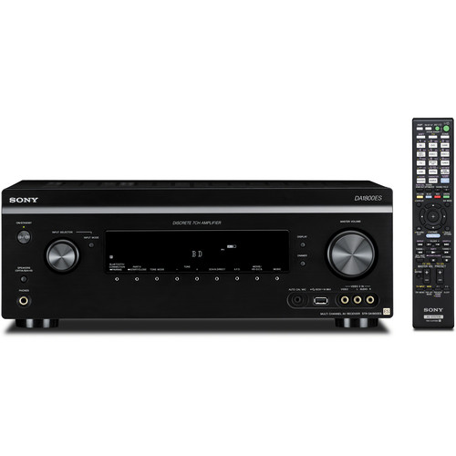 Sony STR-DA1800ES Home Theater Wi-Fi A/V Receiver