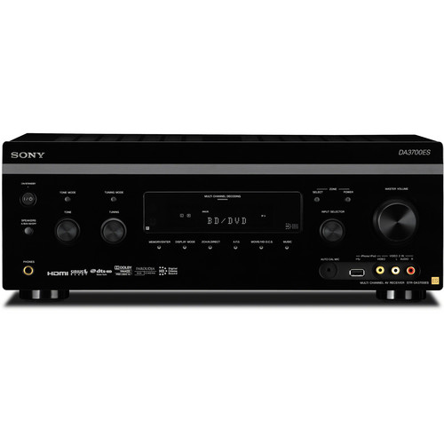 Sony STR-DA3700ES 7.2 Channel A/V Receiver