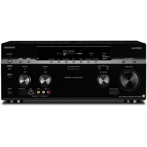 Sony STR-DA5700ES 7.2 Channel A/V Receiver
