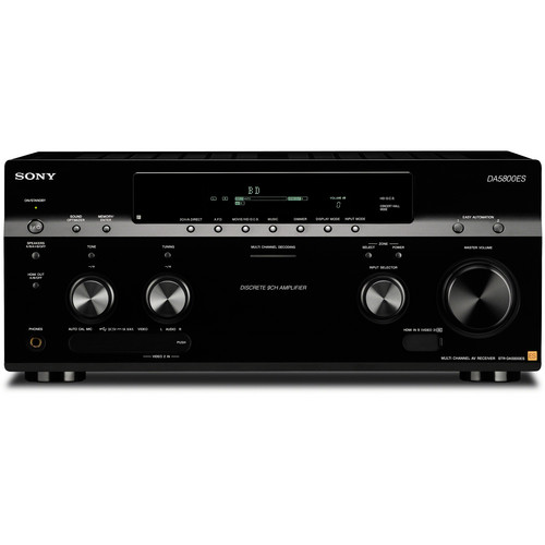 Sony STR-DA5800ES Home Theater A/V Receiver