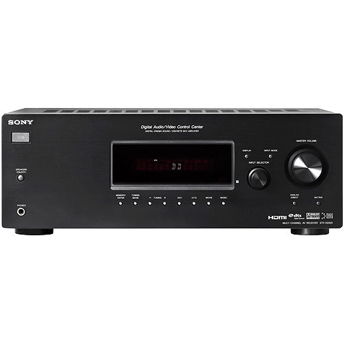 Sony STR-DG520 5.1-Channel Home Theater Receiver