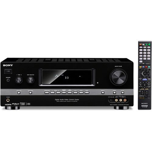 Sony STR-DH810 7.1 Channel A/V Receiver