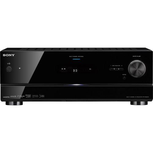 Sony STR-DN2010 7.1 Channel 3D Surround A/V Receiver