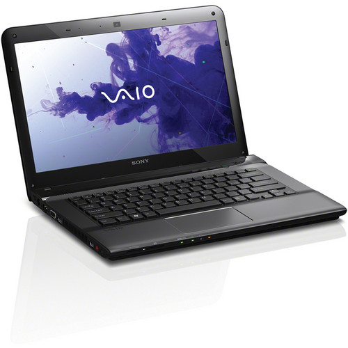 "Sony VAIO E1411 SVE14116FXB 14"" Notebook Computer (Black)"