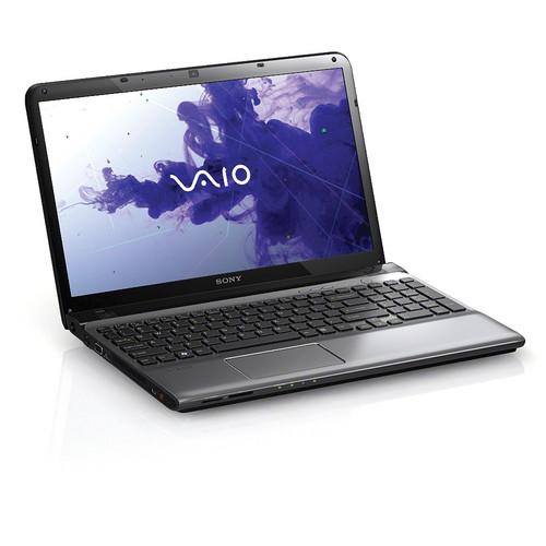 "Sony VAIO E1511 SVE1511MFX/S 15.5"" Notebook Computer (Aluminum Silver)"
