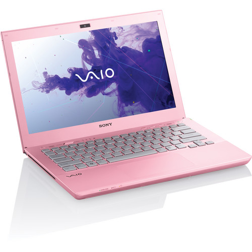 "Sony VAIO S1311 SVS13112FX/P 13.3"" Notebook Computer (Pink)"
