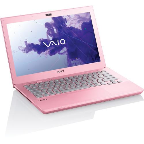 "Sony VAIO S1311 SVS13112FX/P 13.3"" Notebook Computer (Pink)"
