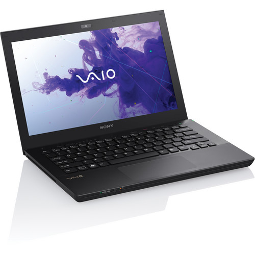 "Sony Sony VAIO S13A1 SVS13A12FX/B 13.3"" Notebook Computer (Black)"