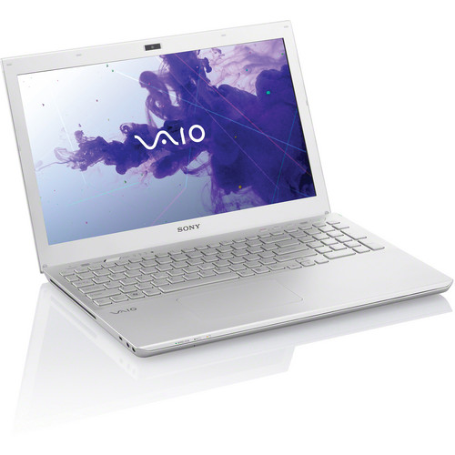 """Sony VAIO S1511 SVS15113FX/S 15.5"""" Notebook Computer (Silver)"""