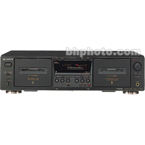 Sony TC-WE475 Dual Cassette Player/Recorder