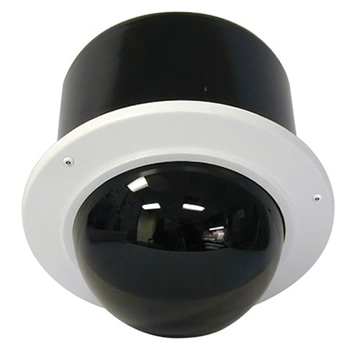 """Sony UNI-OFL7T2 7"""" Vandal-Resistant Outdoor Recessed Dome (Tinted Bubble)"""