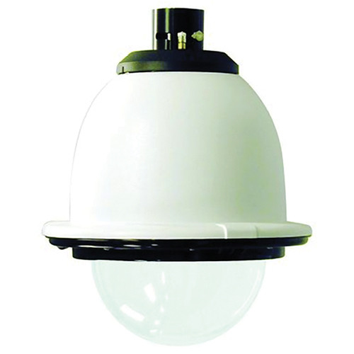 """Sony UNIOPS7C1 7"""" Pressurized Outdoor Dome Housing (Clear Bubble)"""