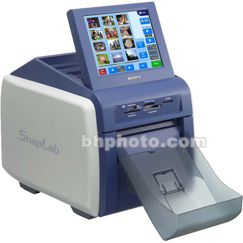"""Sony UP-CR10L SnapLab Digital Photo Printer for Up To 5x7"""" Prints"""