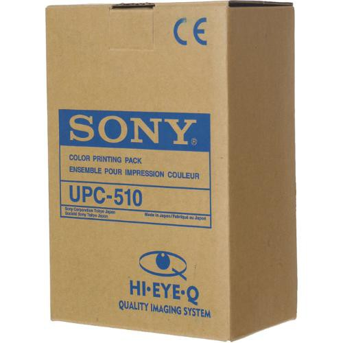 Sony UPC-510 Color Print Pack