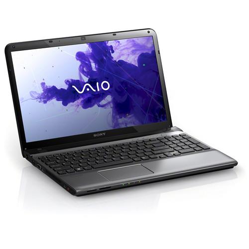 "Sony VAIO E Series 15 SVE15128CXS 15.5"" Notebook Computer (Aluminum Silver)"