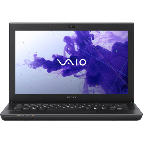 "Sony VAIO S Series 13 SVS13122CXB 13.3"" Notebook Computer (Black)"