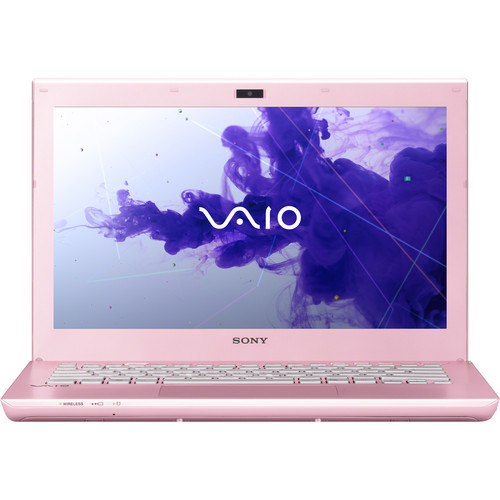"""Sony VAIO S Series 13 SVS13122CXP 13.3"""" Notebook Computer (Pink)"""