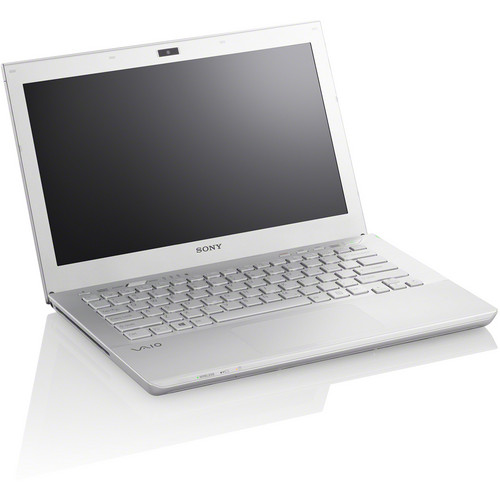 Sony VAIO S Series 13 SVS13122CXS Notebook Computer (Silver)
