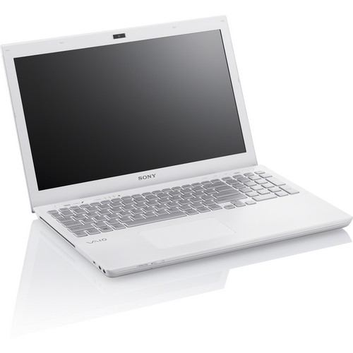 "Sony VAIO S Series 15 SVS15125CXW 15.5"" Notebook Computer (White)"