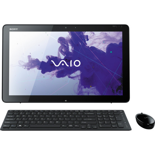 "Sony VAIO Tap 20 SVJ20215CXB 20"" All-in-One Desktop Computer (Black)"